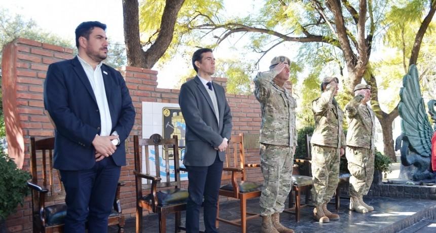 Dia de las Armas: El municipio participó de los actos centrales