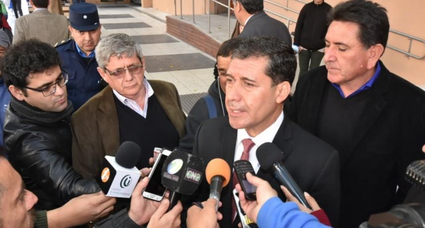 El gobernador Casas expresó su consternación y estupor por el aberrante hecho de la menor de 4 años