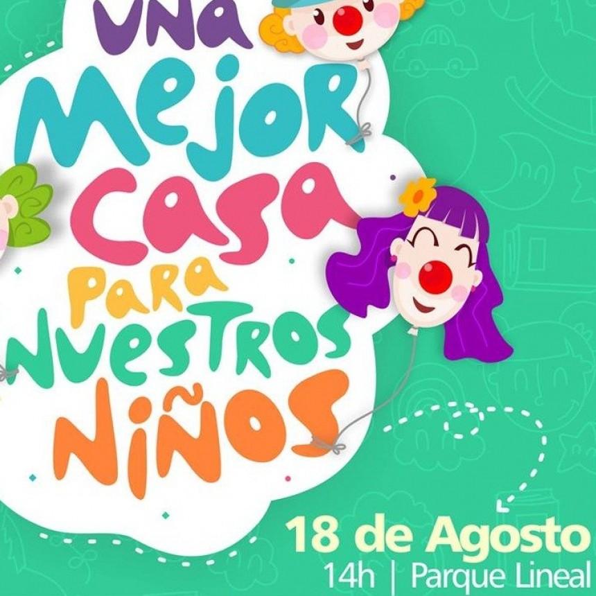 Municipio capitalino realiza festejo por el