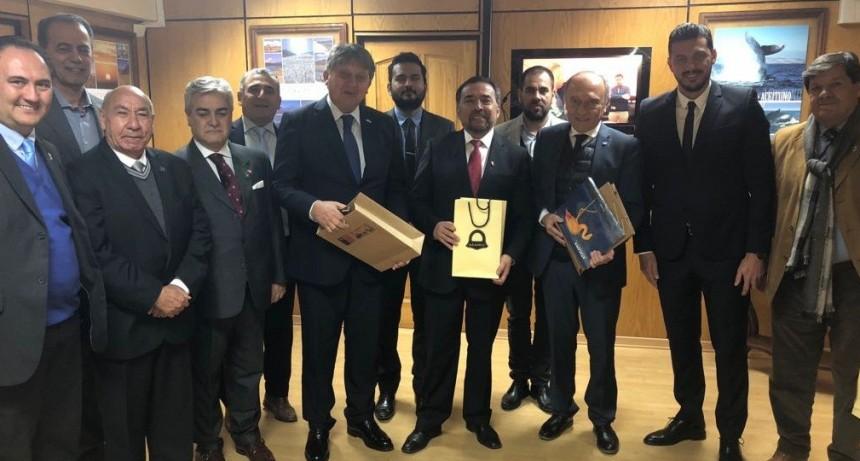 Chile: Funcionarios riojanos mantuvieron reuniones con sus pares de Copiapó