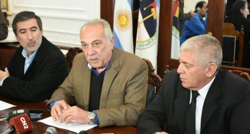El gobierno provincial calificó las denuncias de Paredes Urquiza a una cuestión electoral