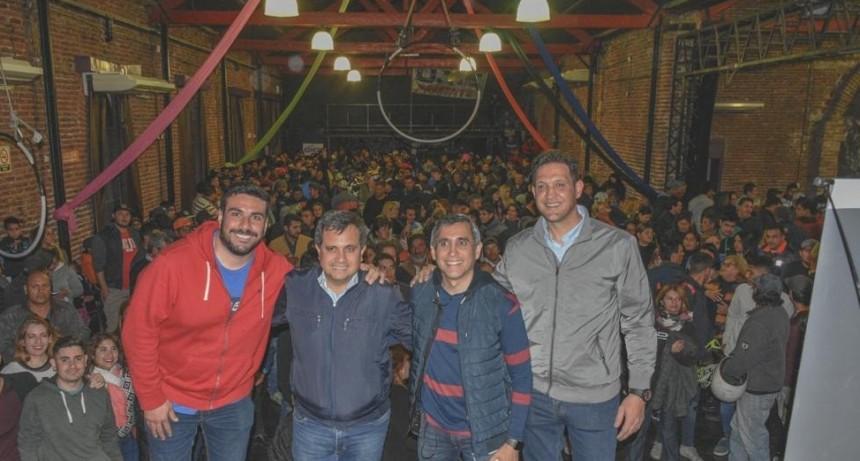 Paredes Urquiza ratificó que será candidato a gobernador y ganará las elecciones