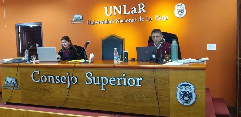 El Consejo Superior de la UNLaR aprobó protocolo y reprogramación de exámenes finales