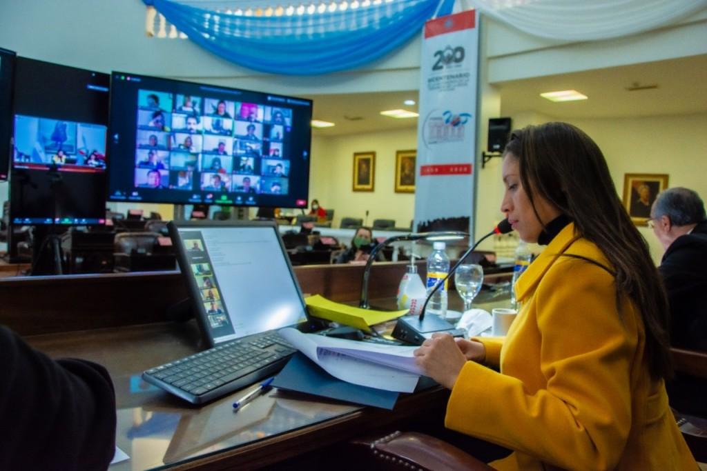 La Legislatura aprobó el adicional jubilatorio provincial