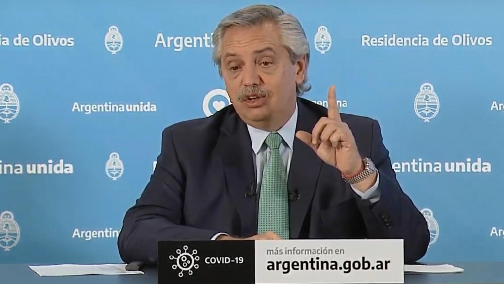 El Gobierno extendió la cuarentena hasta el 20 de septiembre