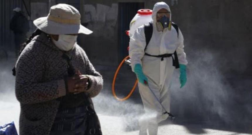 Bolivia extiende la cuarentena por coronavirus hasta fines de agosto