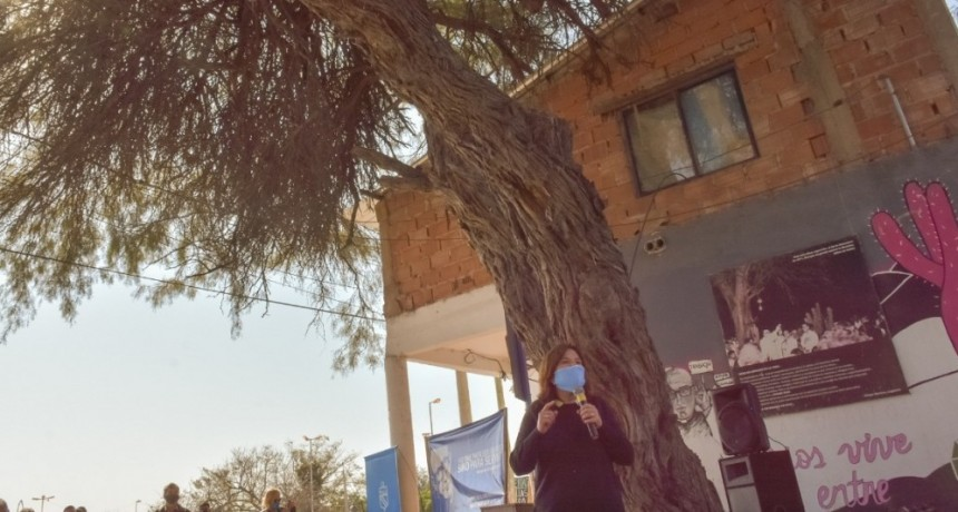 El municipio rindió homenaje a Monseñor Angelelli