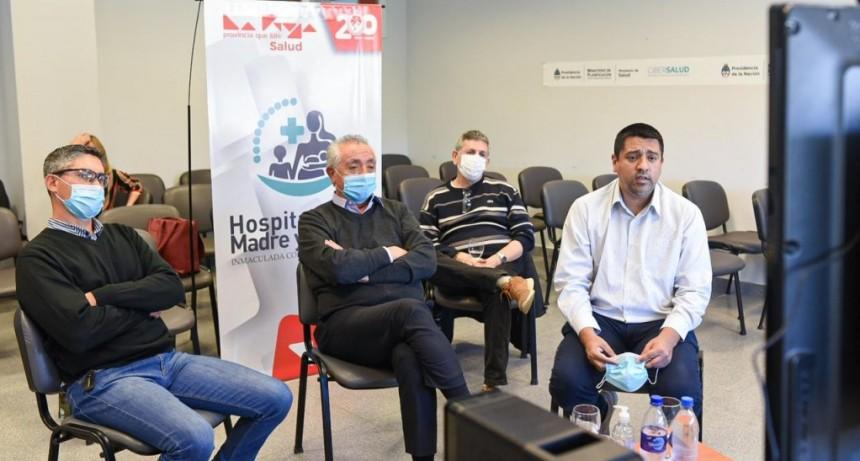Emergencia sanitaria: Desde el ministerio de Salud analizan la situación en el interior provincial
