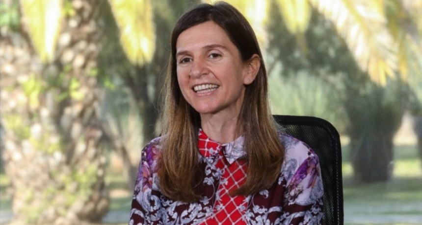"""Fernanda Raverta: """"El IFE va directo al consumo y pone en marcha el desarrollo local"""""""