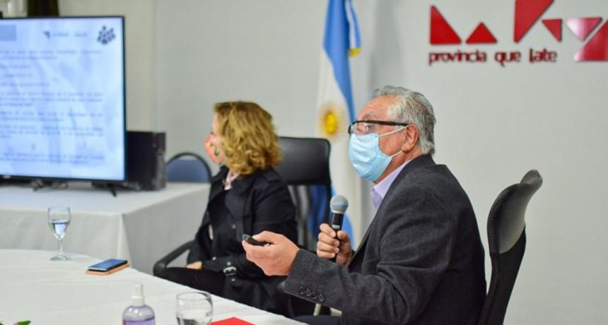 Provincia y Nación trabajan en conjunto frente a la Pandemia