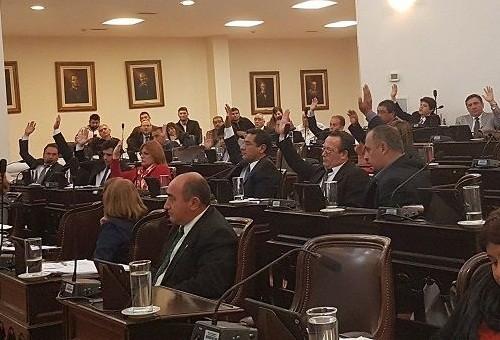 Diputados ratificaron el Decreto del Ejecutivo y la provincia ya controla el transporte público de colectivos