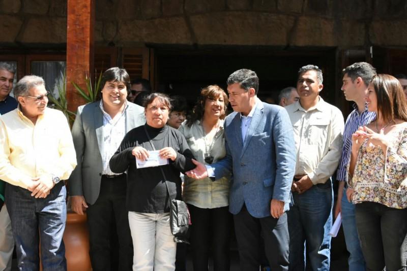 Presupuesto 2018: Según el gobernador Casas no contempla los fondos extracoparticipables para La Rioja