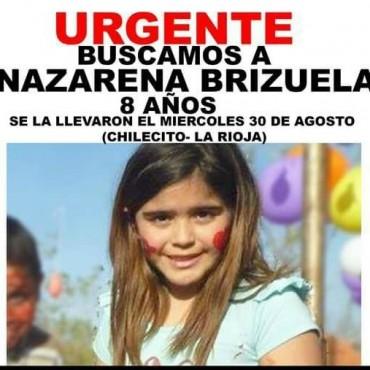 """""""Nazarena está en manos de personas que se dedican a la trata de personas, a la prostitución y todos lo saben"""""""