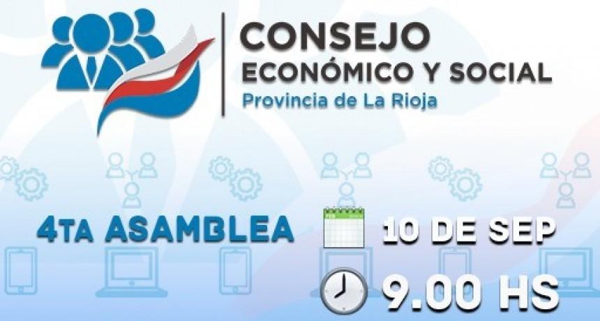 Casas presidirá una nueva asamblea del Consejo Económico y Social