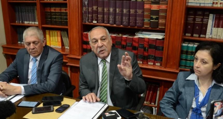 El fiscal de Estado advirtió que el municipio capitalino miente con clara intencionalidad sobre los fondos