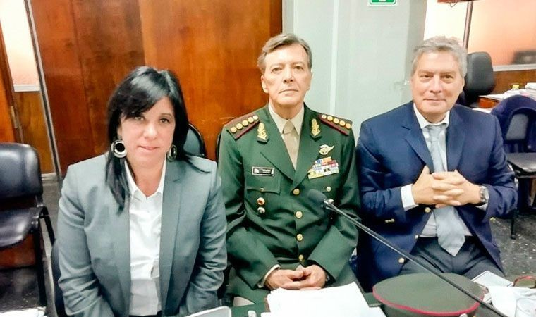 La abogada de Milani anticipó que demandará a Olivera