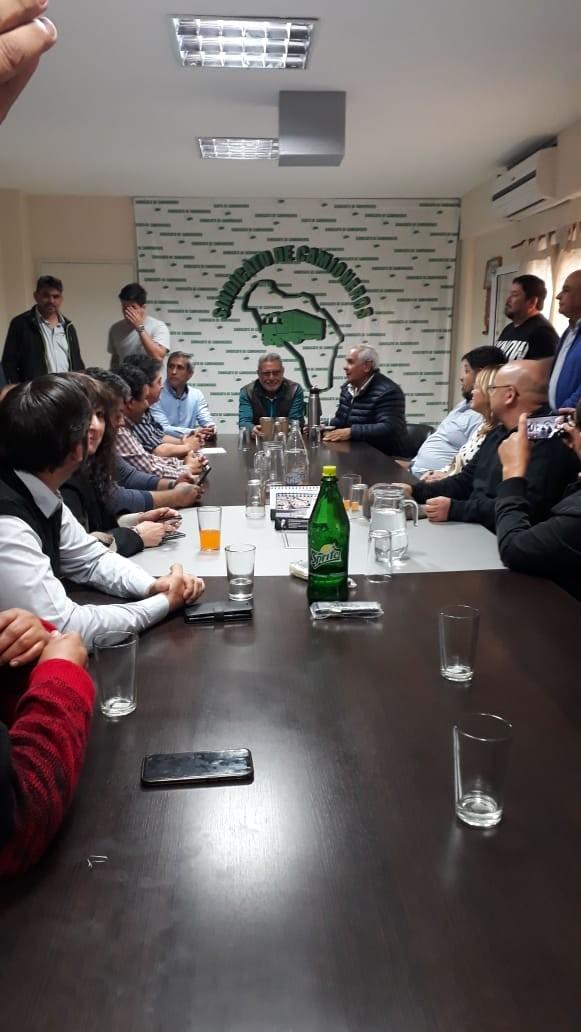 Paredes Urquiza confirmó que irá por la reelección