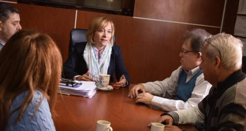 Salud y APROSLAR acuerdan gestiones por los derechos de los trabajadores