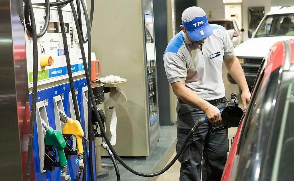 YPF: Nuevo aumento en los combustibles