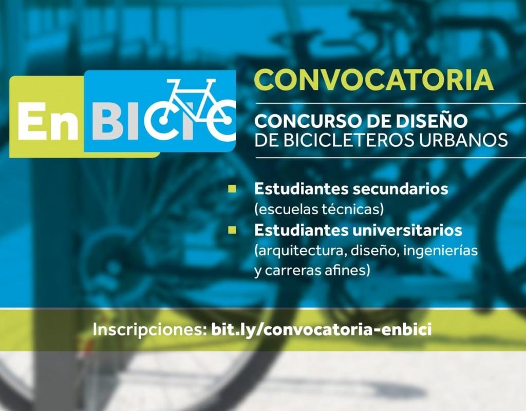 Municipio lanza concurso para diseñar bicicleteros