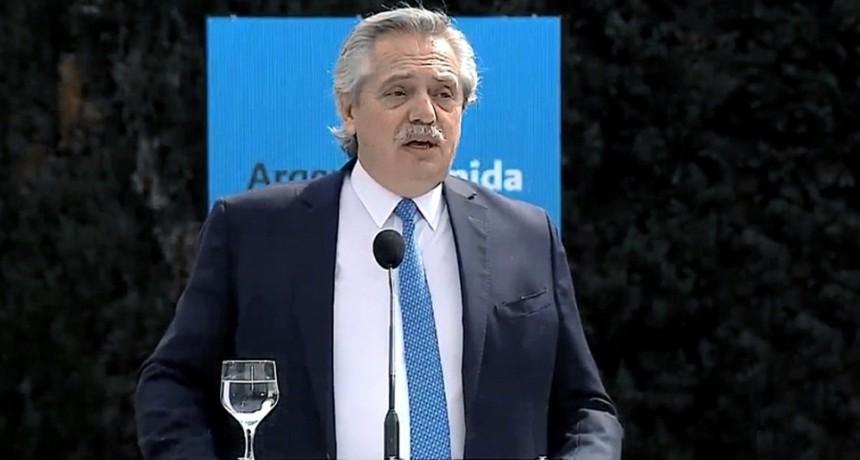 19 gobernadores acompañan la medida dispuesta por Alberto Fernández