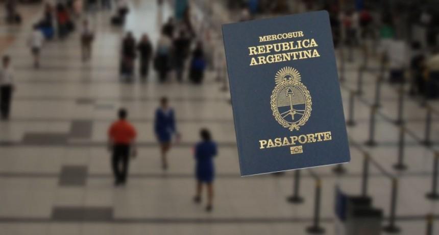 RENAPER sigue imprimiendo pasaportes y DNI