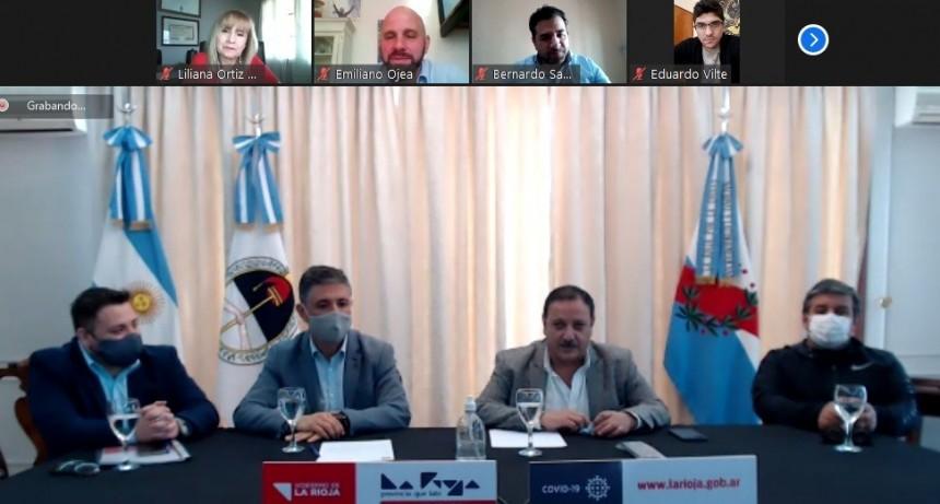 """Firman Convenio para el Desarrollo del proyecto """"Doble Carrera"""""""