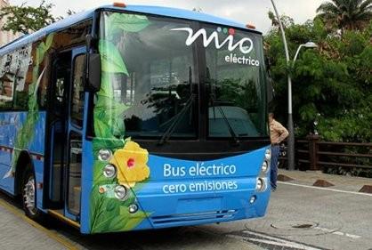 Transporte Público: No se descarta la incorporación de colectivos eléctricos