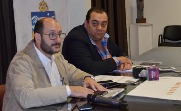 El municipio anunció operativo de transito por inicio de obra