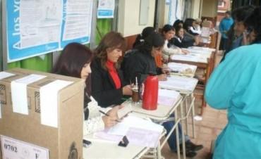 Educación oficializó disposiciones para escuelas, docentes y administrativos afectados a los comicios