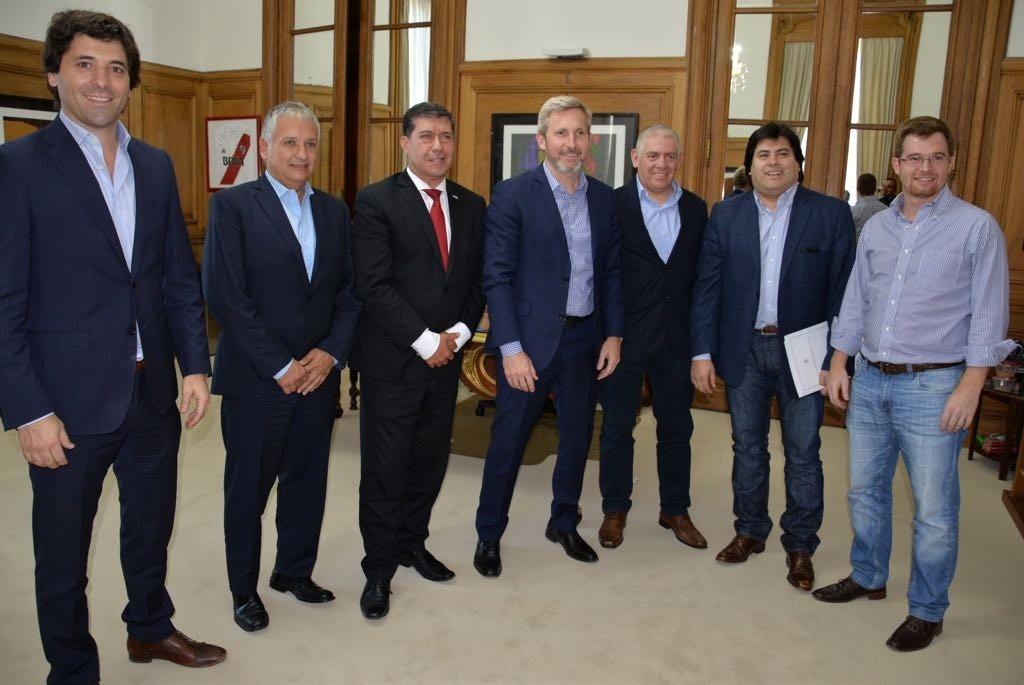 Presupuesto 2019: Casas logró compromiso de funcionarios nacionales por los fondos para La Rioja