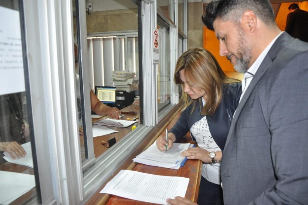 Tere Madera presentó amparo para frenar aumento del gas