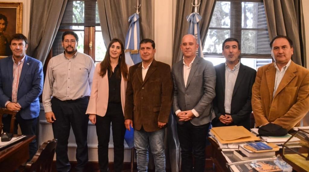 Ecogas proyecta plan de inversiones que beneficiará a más de 180 mil riojanos