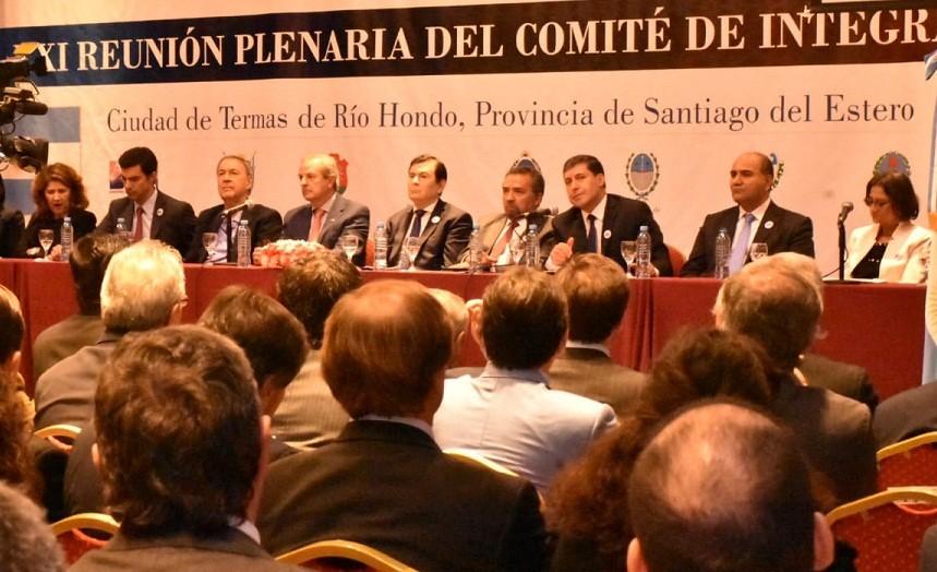 La Rioja presente en la XXI Reunión del Comité ATACALAR