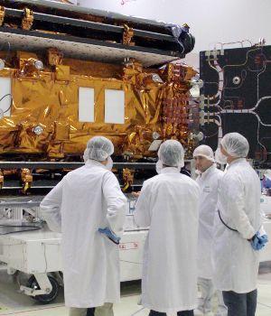 El satélite Saocom 1A ya está en órbita