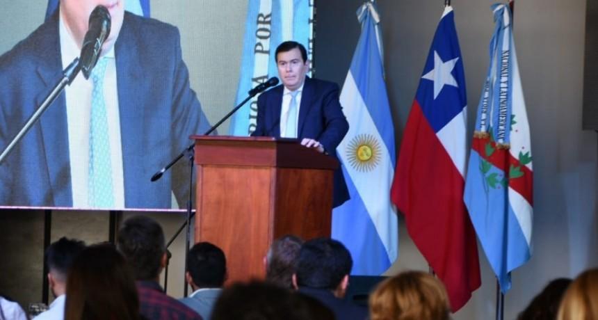 Foro Regional de Integracion y Desarrollo Sustentable: Zamora destacó el proyecto del Corredor Bioceánico