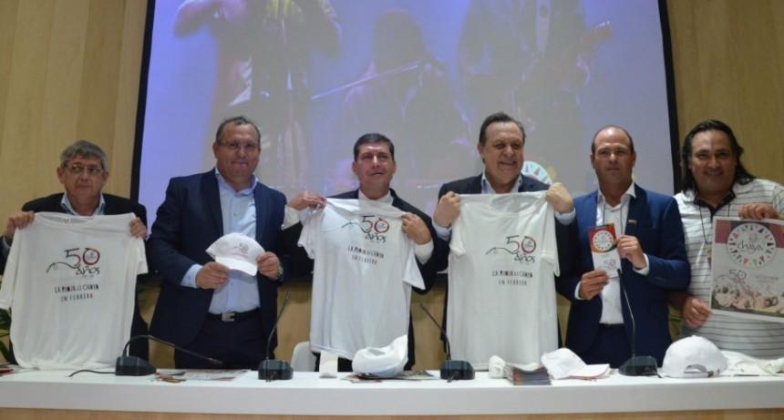 Casas presentó la Chaya en la Feria Internacional de Turismo