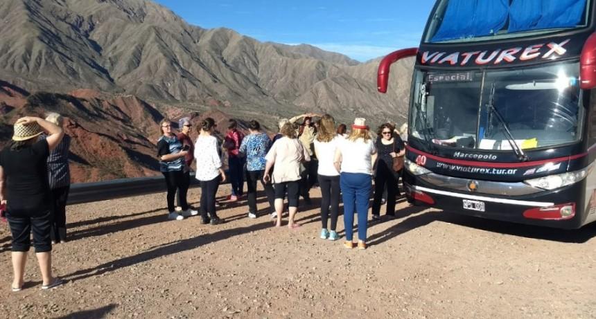 Fin de semana largo: Masiva presencia de turistas en La Rioja