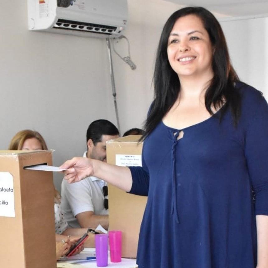 Alicia Luna fue reelecta en ATUR por más del 90% de los votos