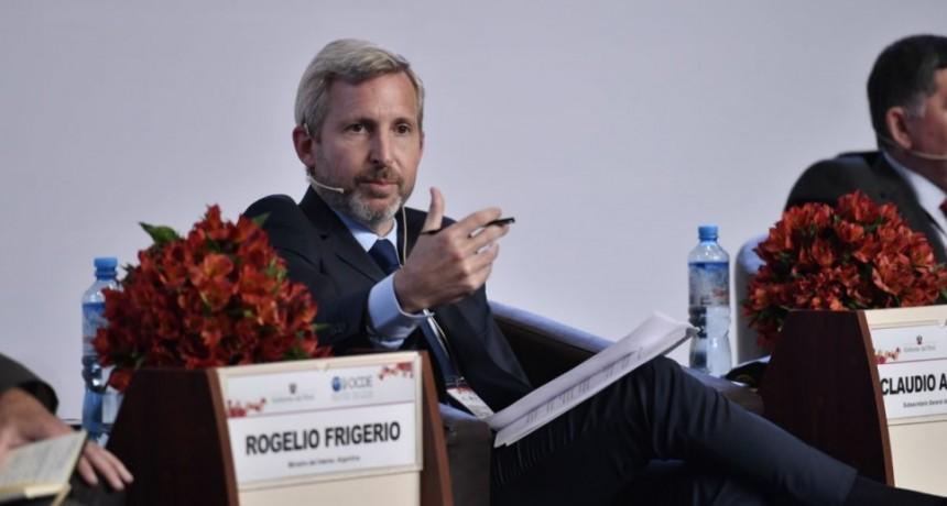 """Frigerio: """"Estamos construyendo un Estado transparente, abierto y cercano a la ciudadanía"""""""