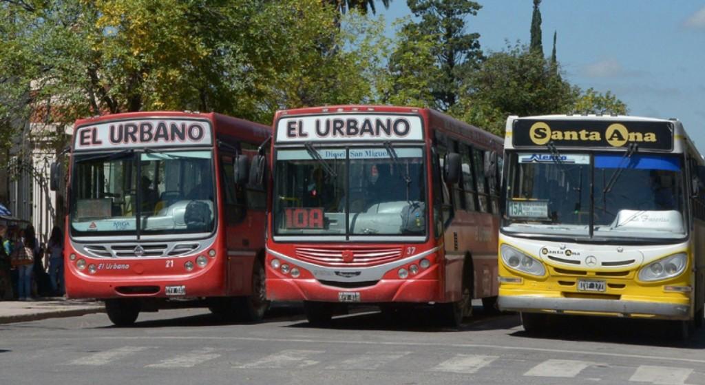Jujuy: El transporte será gratuito para los ciudadanos que vayan a votar el domingo