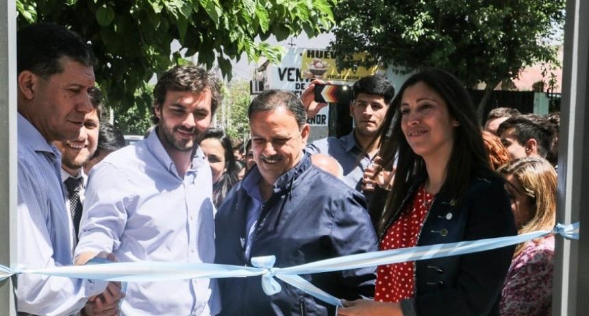 El gobierno provincial inauguró la Dirección de Gestión e Inclusión Familiar