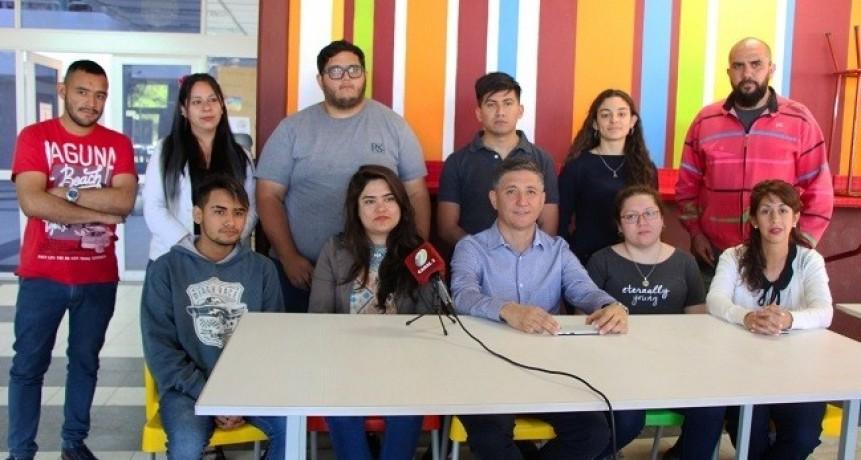 Se reedita la Peña Universitaria Solidaria