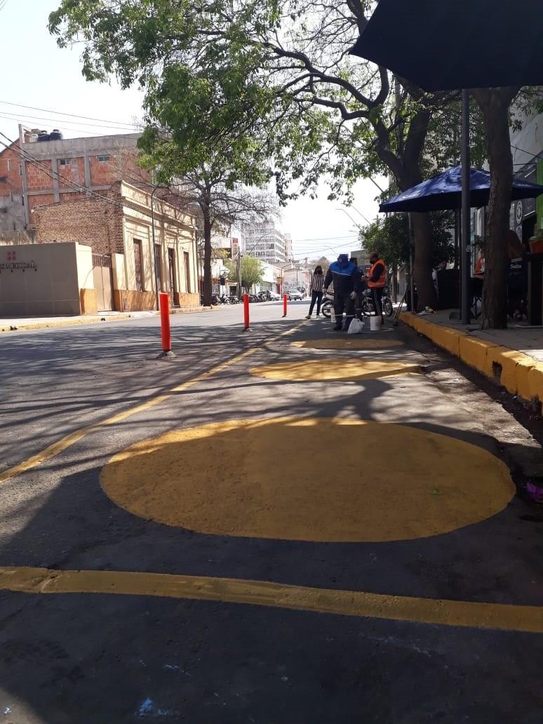 Municipio demarca zona céntrica para funcionamiento de locales gastronómicos