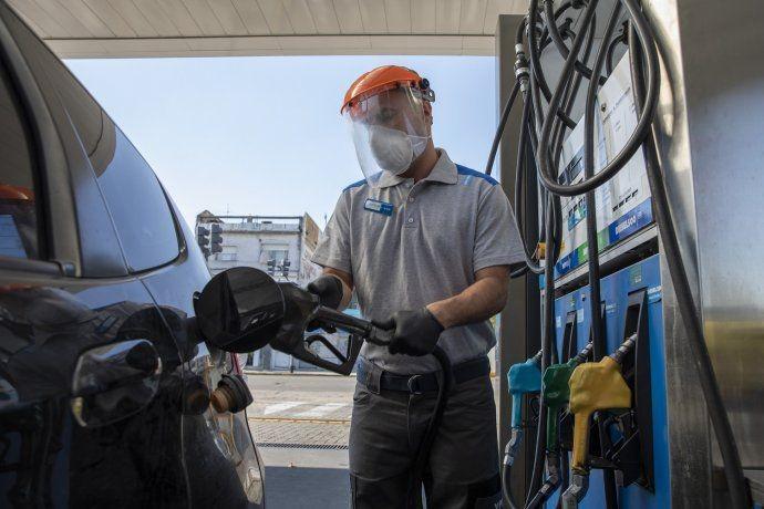 YPF aumenta las naftas un 3,5% desde este viernes