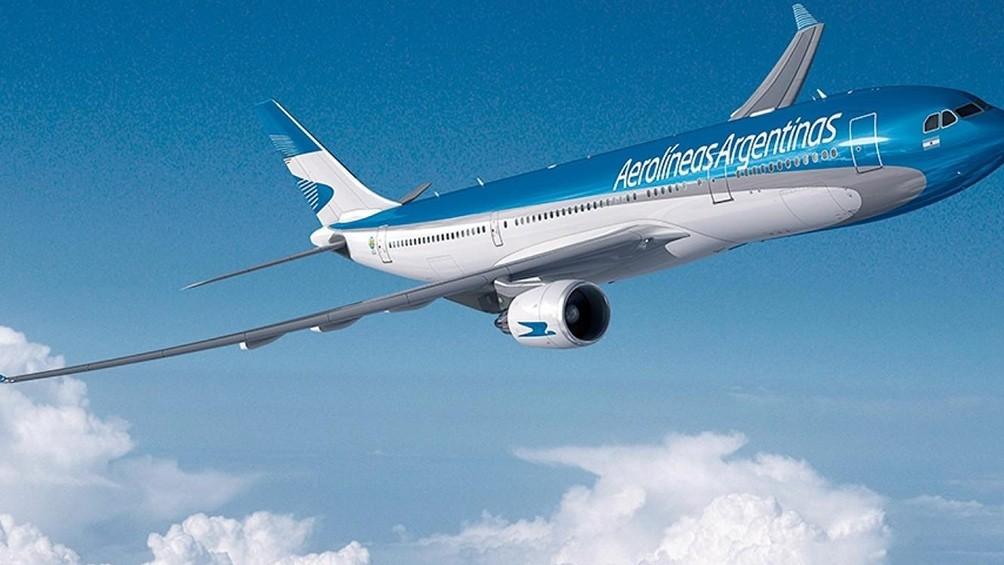 Aerolíneas Argentinas reinicia este jueves sus vuelos regulares de cabotaje