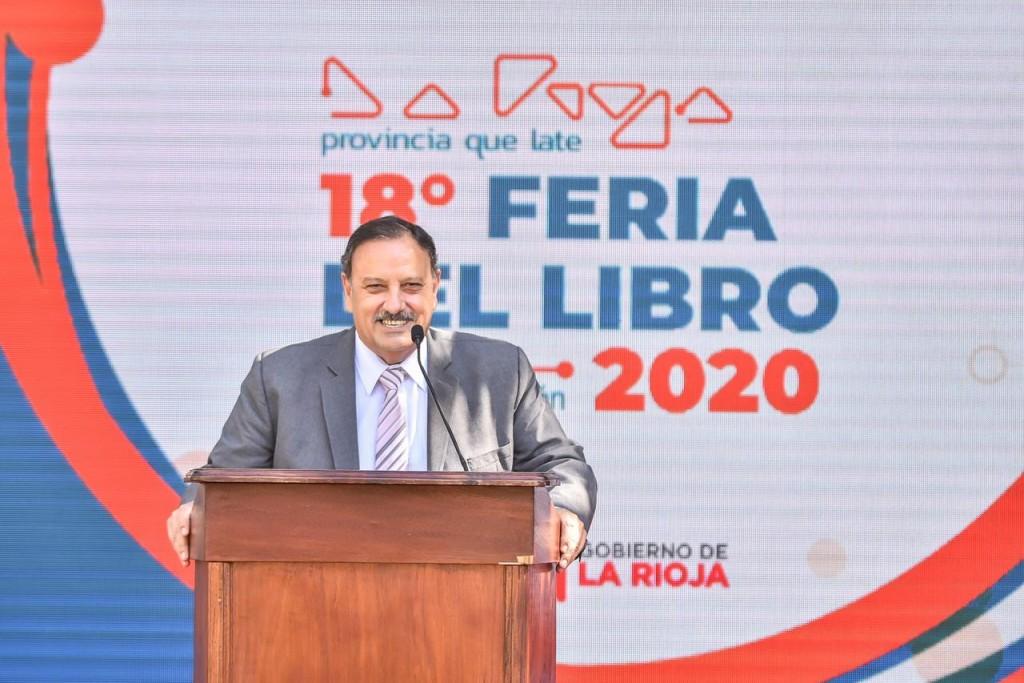 Lanzamiento de la Feria del Libro