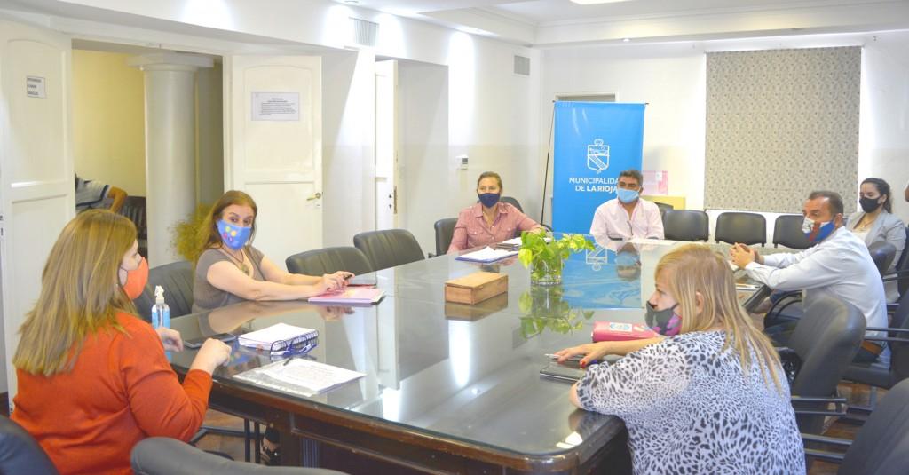 Concejo Deliberante: avanzan proyectos de accesibilidad
