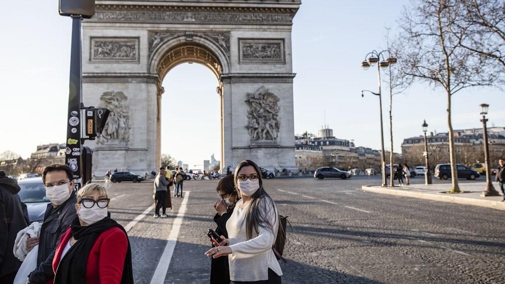 Francia vuelve al confinamiento desde el viernes por la pandemia de coronavirus