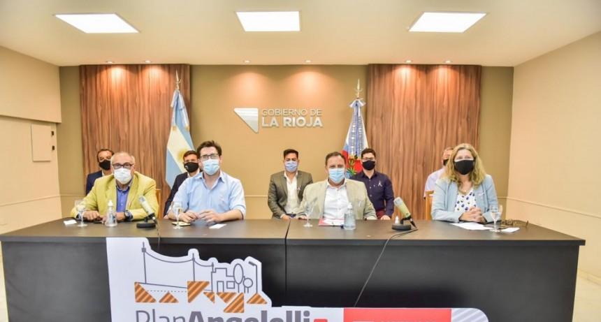 Lanzaron el Plan Angelelli de Desarrollo e Integración Urbana